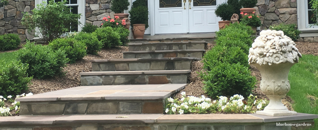 Renovated Front Walk